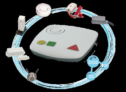 sensoren voor de Kompy Home